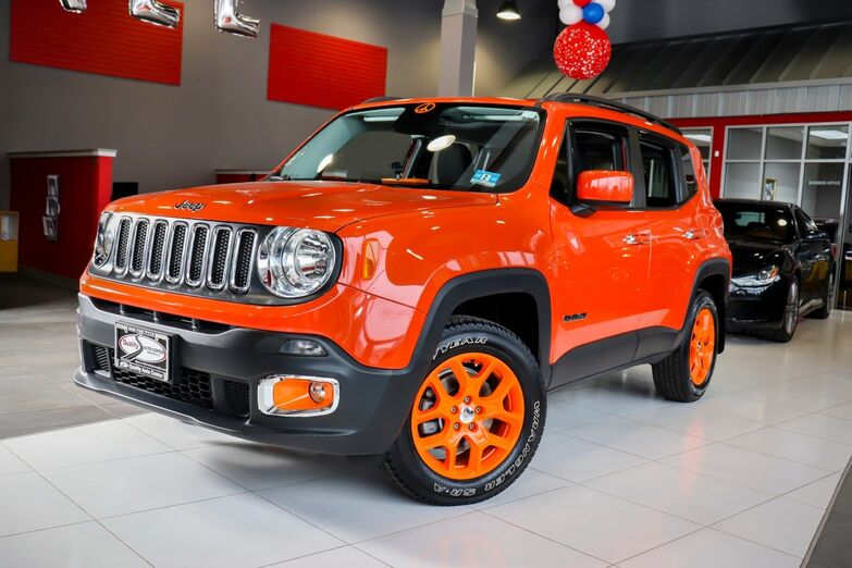 2015 Jeep Renegade Latitude SKY Power Sunroof Springfield NJ