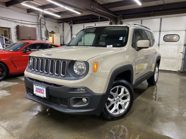2015 Jeep Renegade Latitude Worcester MA
