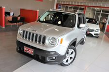 2015 Jeep Renegade Limited 18 inch Wheels 1 Owner