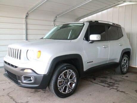 2015 Jeep Renegade Limited 4WD Dallas TX