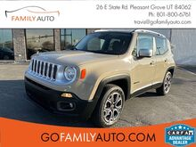 2015_Jeep_Renegade_Limited 4WD_ Pleasant Grove UT
