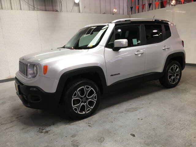 2015 Jeep Renegade Limited 4x4 Limited Oroville CA