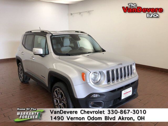 2015 Jeep Renegade Limited Akron OH