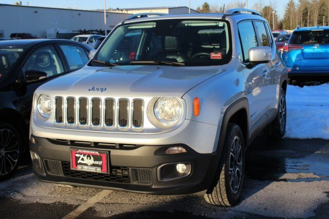 2015 Jeep Renegade Limited Brewer ME