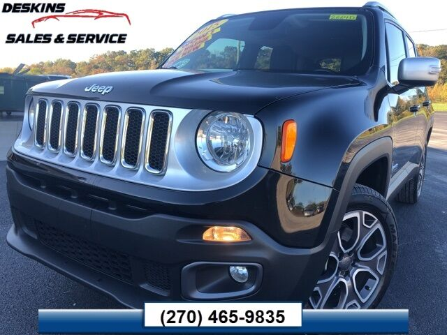 2015 Jeep Renegade Limited Campbellsville KY
