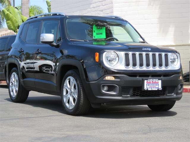 2015 Jeep Renegade Limited Carlsbad CA