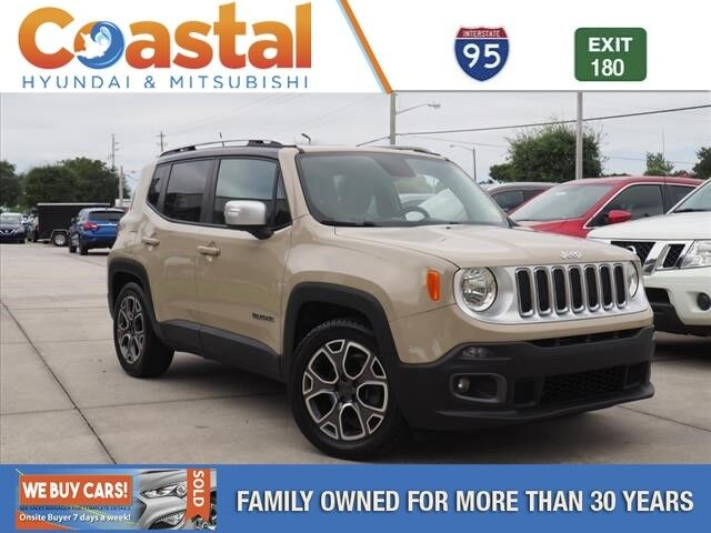 2015 Jeep Renegade Limited Cocoa FL