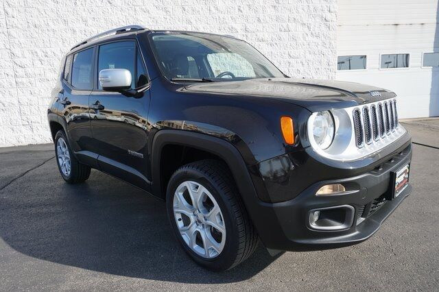 2015 Jeep Renegade Limited Chicago IL