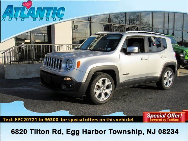 2015 Jeep Renegade Limited Egg Harbor Township NJ