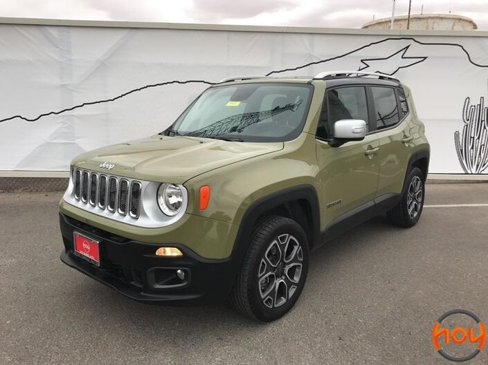 2015 Jeep Renegade Limited El Paso TX