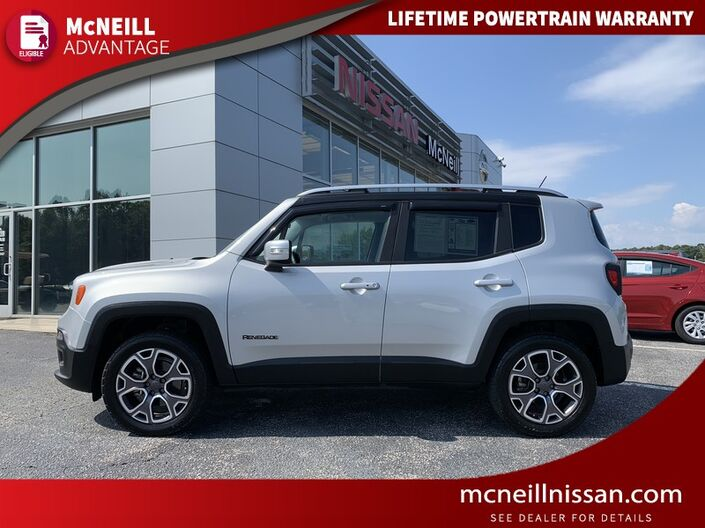 2015 Jeep Renegade Limited High Point NC