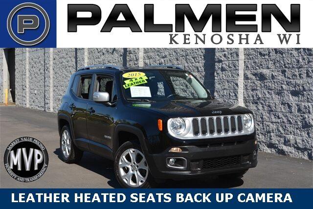 2015 Jeep Renegade Limited Racine WI