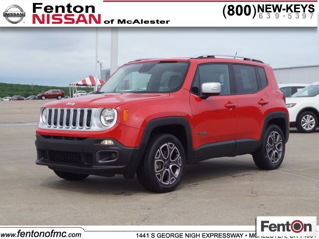 2015 Jeep Renegade Limited McAlester OK