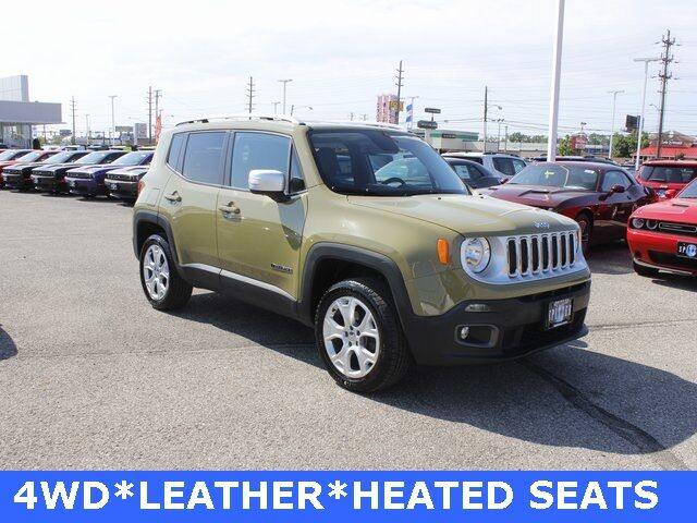 2015 Jeep Renegade Limited Sheffield OH
