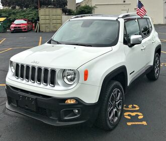 Jeep Renegade Limited 2015