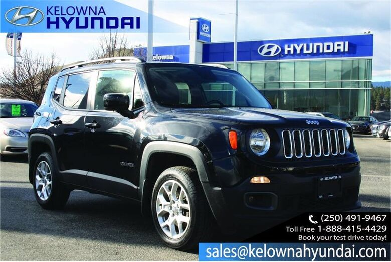 2015 Jeep Renegade North Kelowna BC