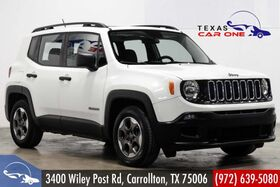 2015_Jeep_Renegade_SPORT SUNROOF REAR CAMERA BLUETOOTH CRUISE CONTROL ALLOY WHEELS_ Carrollton TX