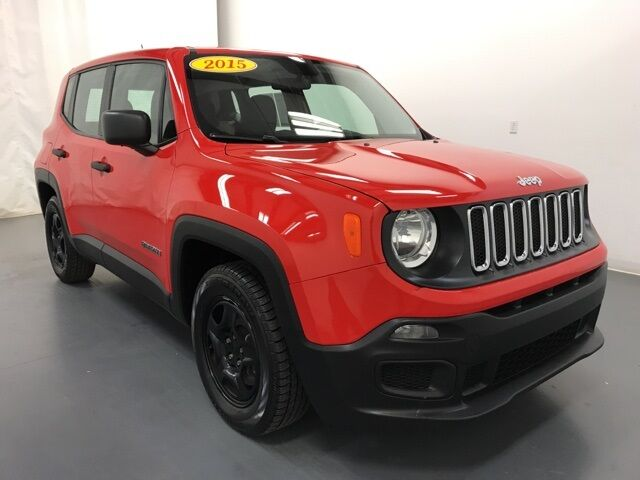 2015 Jeep Renegade Sport Holland MI