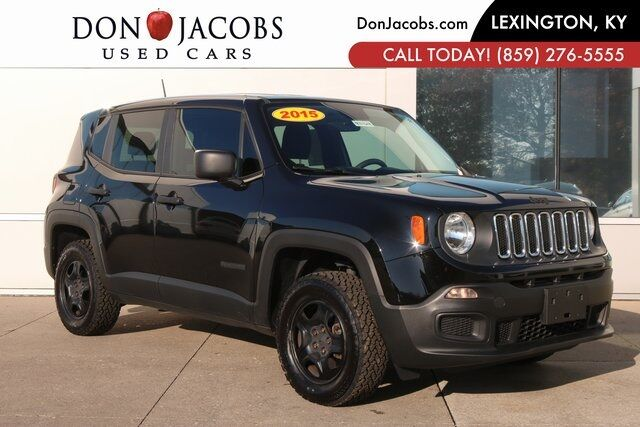 2015 Jeep Renegade Sport Lexington KY