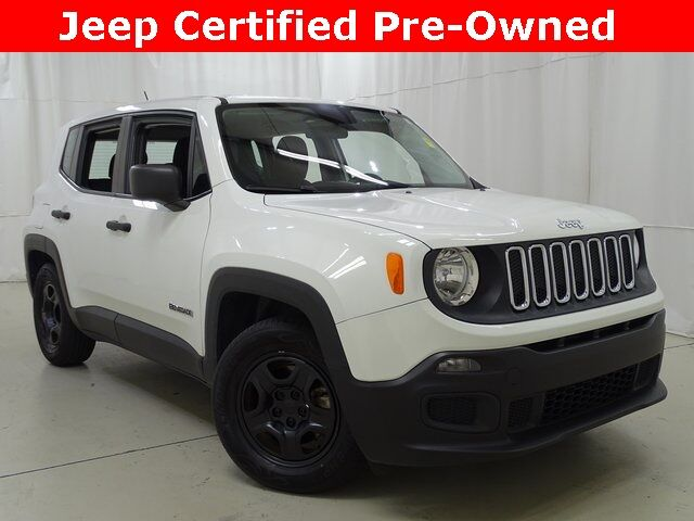 2015 Jeep Renegade Sport Raleigh NC
