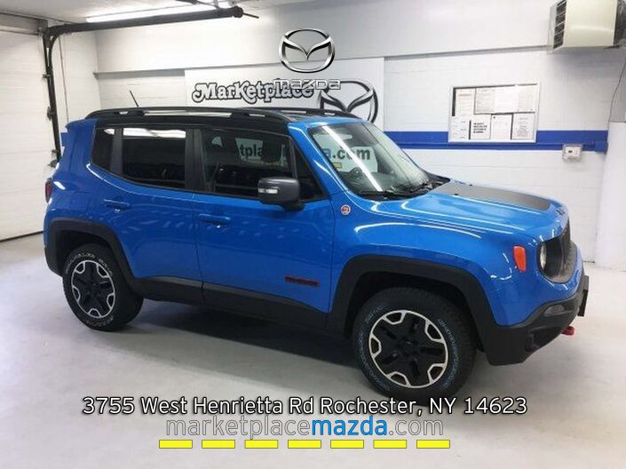 2015 Jeep Renegade Trailhawk 4WD Rochester NY