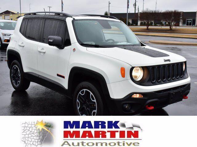 2015 Jeep Renegade Trailhawk Batesville AR