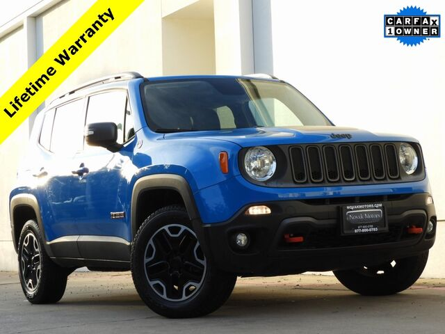 2015 Jeep Renegade Trailhawk Bedford TX