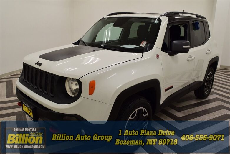 2015 Jeep Renegade Trailhawk Bozeman MT