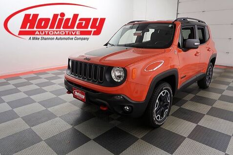 2015_Jeep_Renegade_Trailhawk_ Fond du Lac WI