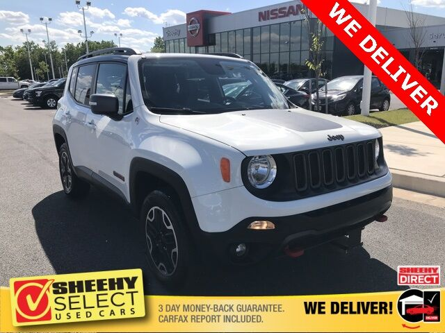 2015 Jeep Renegade Trailhawk White Marsh MD