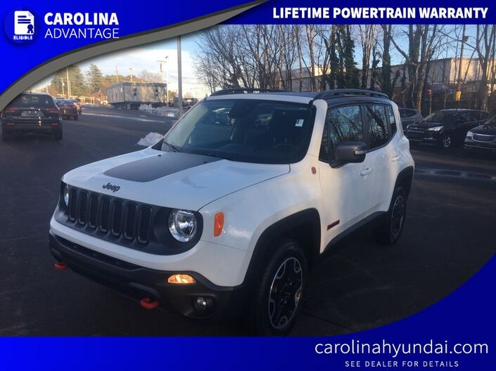 2015 Jeep Renegade Trailhawk High Point NC