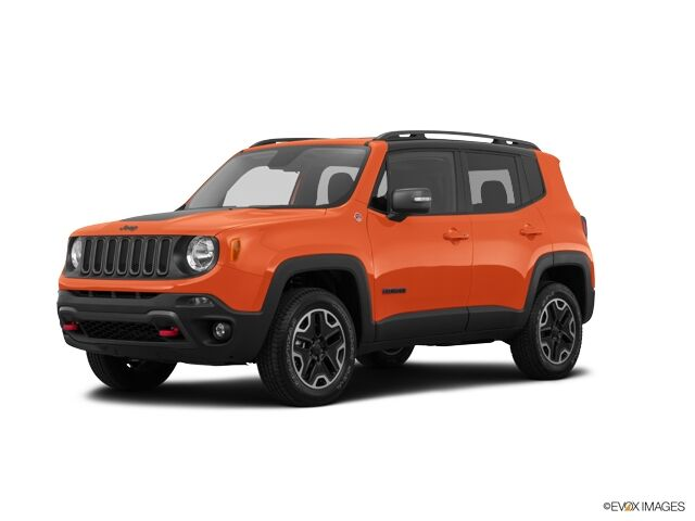 2015 Jeep Renegade Trailhawk Indianapolis IN