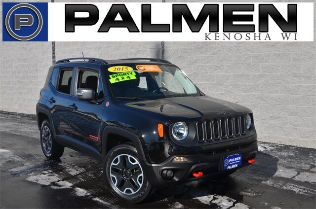 2015 Jeep Renegade Trailhawk Kenosha WI
