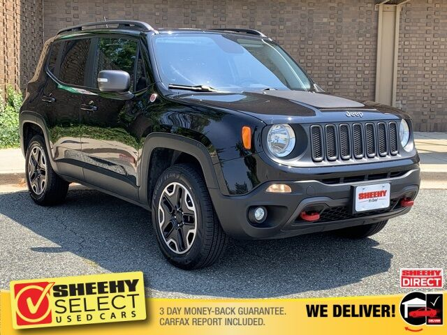 2015 Jeep Renegade Trailhawk Gaithersburg MD