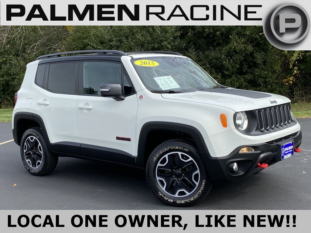 2015 Jeep Renegade Trailhawk Racine WI