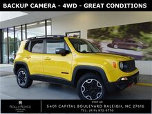 2015_Jeep_Renegade_Trailhawk_ Raleigh NC