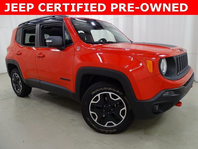 2015 Jeep Renegade Trailhawk Raleigh NC