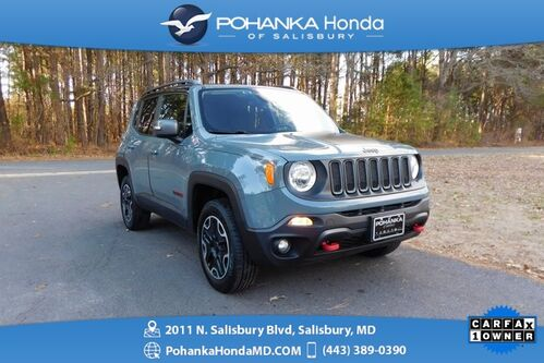 2015_Jeep_Renegade_Trailhawk_ Salisbury MD