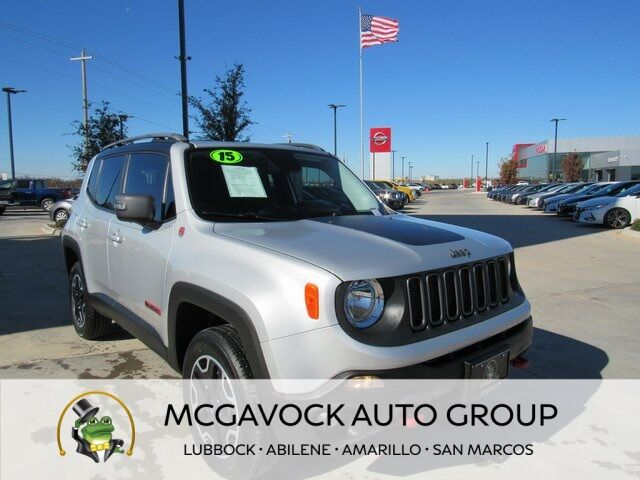 2015 Jeep Renegade Trailhawk Abilene TX