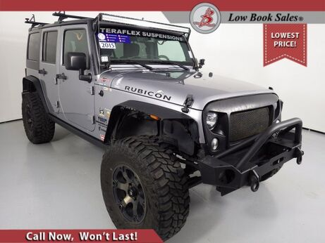 2015_Jeep_WRANGLER UNLIMITED_RUBICON 4WD HARD TOP_ Salt Lake City UT