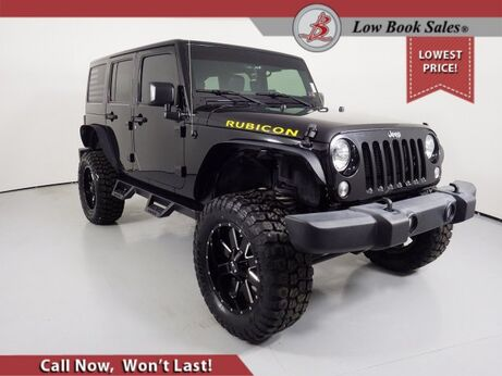2015_Jeep_WRANGLER UNLIMITED_RUBICON HARD ROCK HARD TOP_ Salt Lake City UT