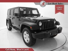 Jeep WRANGLER UNLIMITED Sport 4WD HARD TOP 2015