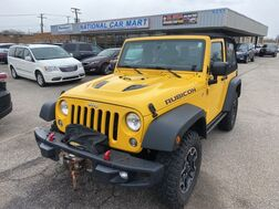 2015_Jeep_Wrangler 2Dr Soft Top_Rubicon Hard Rock 4WD_ Cleveland OH