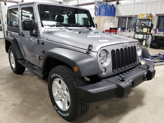 2015 Jeep Wrangler 4WD 2dr Sport Pittsfield MA