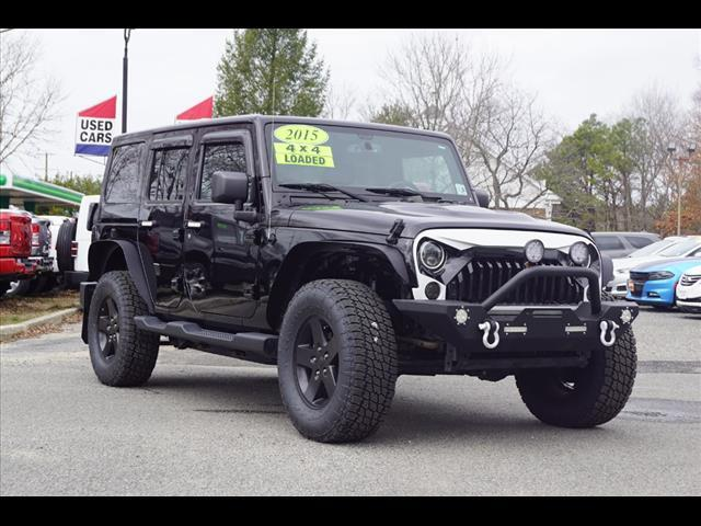 2015 Jeep Wrangler 4WD 4dr Wrangler X *Ltd Avail* Manahawkin NJ