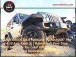 2015 Jeep Wrangler 4WD Rubicon Hard Rock