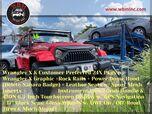 2015 Jeep Wrangler 4WD Unlimited Sahara X