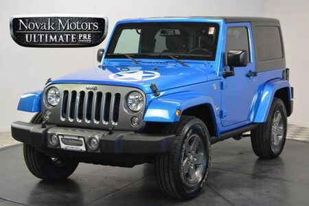 Jeep Wrangler Freedom Edition 2015