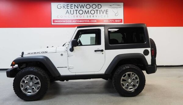 2015 Jeep Wrangler Rubicon Greenwood Village CO