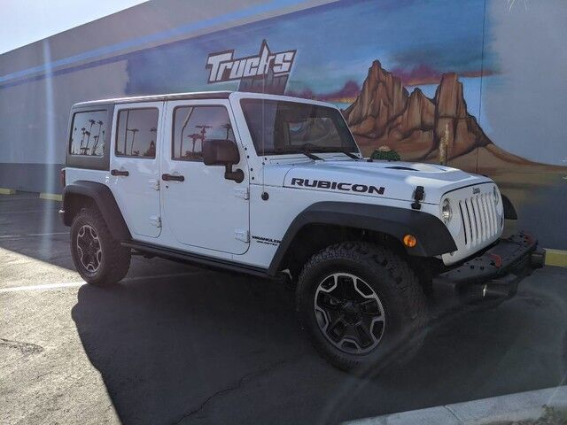 2015 Jeep Wrangler Rubicon Apache Junction AZ